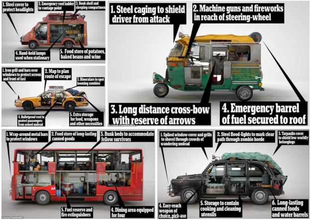 donal okeeffe zombie vehicle 1