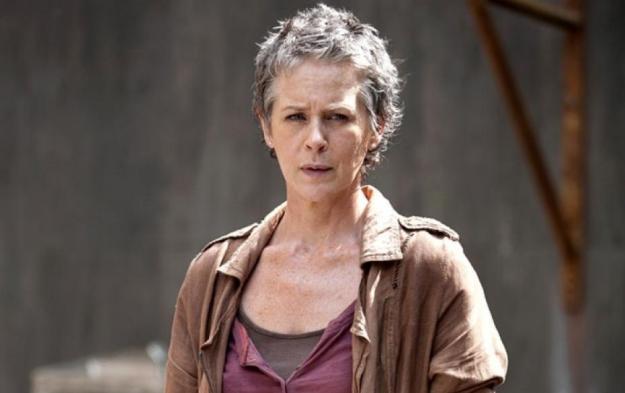 carol the walking dead zombie apocalypse