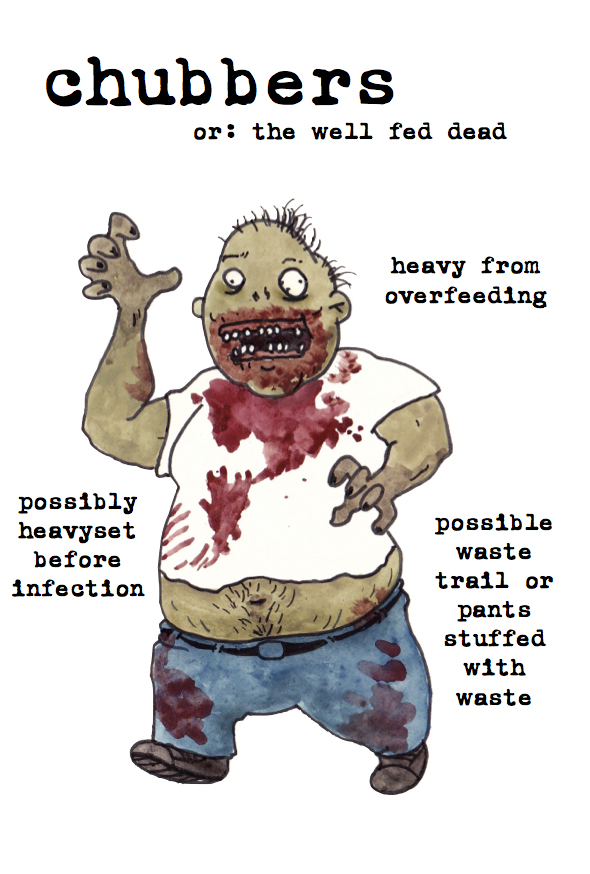 chubbers zombies