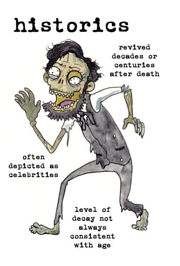 historics zombies