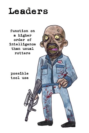 leaders zombies