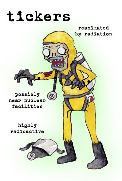 tickers zombies