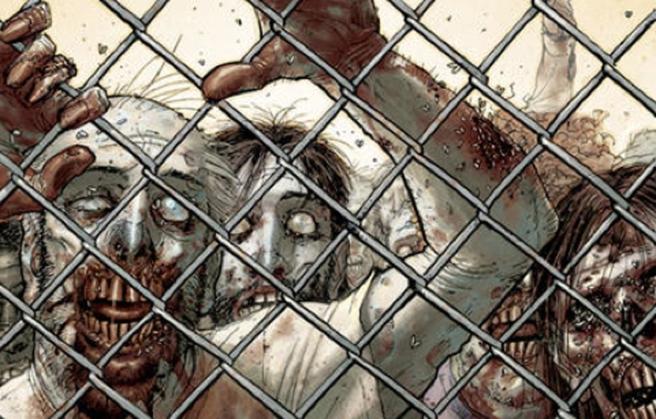 Zombie Shelter Fence Destroy